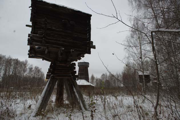 Ветряные мельницы из Солигаличского района