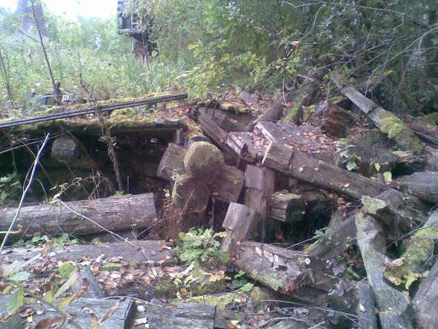 Неприглядности из деревни Малое Токарево Солигаличского района