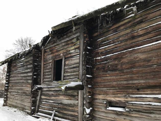 Дом Ершова, 2017 г.