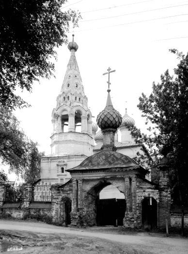 Церковь Иоанна Богослова, посл. четв. XVII-нач. ХХ вв.
